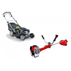 """Ekomot 21"""" Lawn mower +..."""
