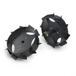 Cast-iron wheels for Stihl...
