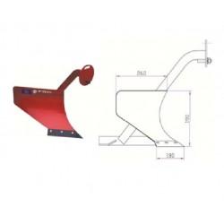AHK 710 Stihl plough